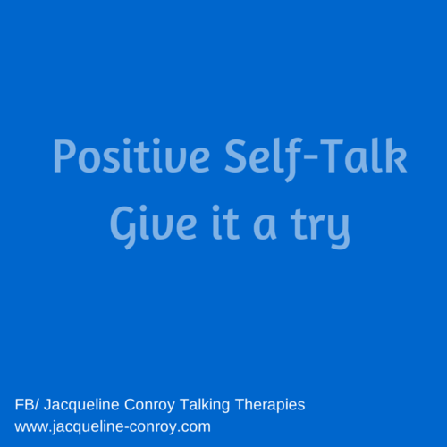 PositiveSelf TalkGiveitatry